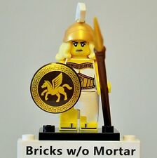 71007 Amazzone Battle Goddess 5//16 Lego Minifigures Serie 12