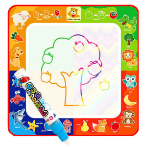 Kids Education Toy Magic Water Painting Board Magic Graffiti Color Painting Toy