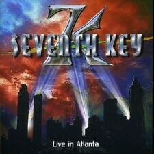 SEVENTH KEY-Live In Atlanta (2005)                               Rare Live CD