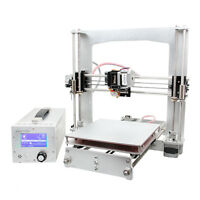 Geeetech Prusa i3 A Pro Aluminum 3D Printer with 3-in-1 Box PSU+Motherboard+LCD