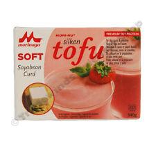 2 x MORI-NU Soft SILKEN Tofu - 349g