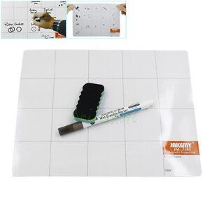 Screws Parts Adsorption Magnetic Mat Pad Guides For iPhone Samsung Laptop Repair