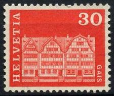 Switzerland 1964-73 SG#702, 30c Architechtural Monuments Definitive MNH #D45667