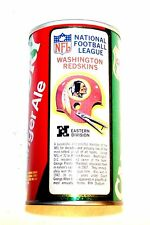 Canada Dry Washington Redskins Ginger Ale Soda Pop Can A1+ Ticketd Nationals Ofr