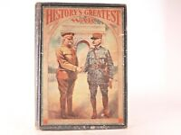 """Vintage 1919 """"History's Greatest War"""" A Pictorial History: by S.J. Duncan-Clark"""