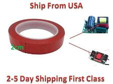 Insulation Adhesive Mylar tape High-Temp  Transformer Coil Wrap Red 2CM*66M