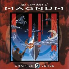Magnum Chapter & Verse Very Best Of CD NEW SEALED 1993 Metal