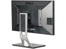 """Lot of 2 Dell 22"""" LCD Flat Panel Monitor P2211HT Widescreen with Stand/ Cables"""