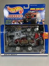 Mattel HOTWHEELS Mechanix Transformable Vehicle DODGE RAM 1500 Car Collection