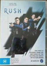 Rush : Series 2 : Vol 1 (DVD, 2010)