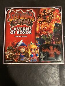 Super Dungeon Explore: Caverns of Roxor Expansion (2nd Edition) Ninja Division