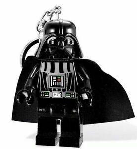 LEGO Star Wars Darth Vader LED Light Keyring NIB
