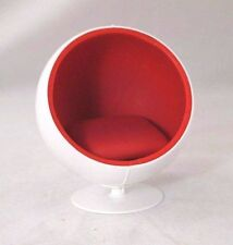 Chair - Ball / Globe by Eero Aarnio 1967 classic miniature REC035 1/12 scale