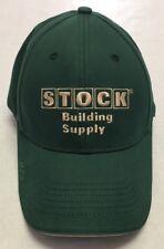 Stock Building Supply Hat Raleigh North Carolina Cap Lumber Materials Supplies