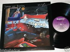 JAMES LEE STANLEY midnight radio LP Regency Rec. 1980 US ROCK