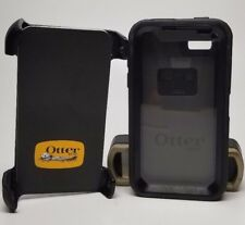 Black HTC First Otter Box Case With Belt Clip - Model 77-27490