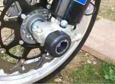APRILIA SXV 450 / 550 2005 > 2010 FORK PROTECTORS R&G FRONT WHEEL AXLE SLIDERS