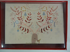 Lot of 42 Papyrus Christmas Cards and Envelopes Reindeer #5