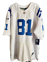 Nike Equip NFL INDIANAPOLIS COLTS - ANDRE JOHNSON Jersey 60 Stitched  ON FIELD