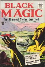 Black Magic Comic Book Vol 8 #2, Crestwood 1961 FINE+