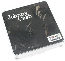 JOHNNY CASH Country Folk Gospel Rock Blues Artist MUSIC CD DVD in TIN BOX New