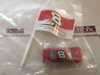 Nascar Dale Earnhart Jr Race Car and Pole DecoPac 96296 Cake Topper