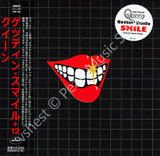 SMILE GETTIN' SMILE PRE QUEEN CD MINI LP OBI Brian May Roger Taylor Tim Staffell