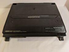 KENWOOD KAC-8105D Class D MONO AMPLIFIER 1000 Watts
