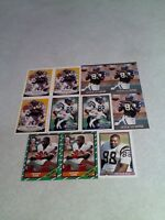 *****Arthur Cox*****  Lot of 23 cards.....8 DIFFERENT / Football