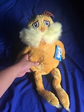 New 2005 Kohl's Cares for Kids Dr Seuss The Lorax Plush Stuffed Animal Toy Doll