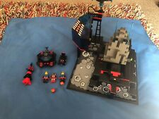 Lego Vintage 6959 Space Lunar Launch Site 100% Complete
