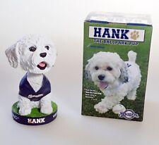 2014 Milwaukee Brewers Hank The Ballpark Pup Bobblehead In Box