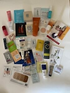ULTA 38-pc Love Your Face Talk Beauty To Me Beauty Bag + Lots of Extras FUN!!
