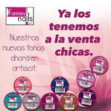 fantasy nails products Gama de acrilicos para 3D **FREE 2 DECORATIONS**