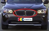 BMW NEW GENUINE X1 SERIES E84 FRONT SET OF KIDNEY GRILLES LEFT RIGHT  7347667
