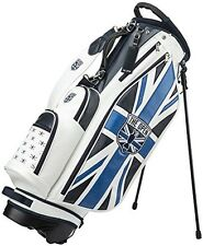 MIZUNO Golf The Open 5LJC171400 Stand Caddy Bag 9.5 x 47inch White / Navy