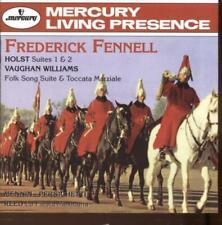 Fennell --Holst & Williams: La Fiesta Mexicana--  CD w/16 Trks