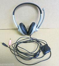 Logitech 980369-0914 Casque stéréo Premium avec micophone noise cancelling