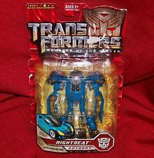Transformers AUTOBOT NIGHTBEAT Movie Action Figure Toy NIP 2009 HASBRO ROBOT