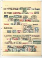 EARLY MEXICO REVENUE STAMP COLLECTION