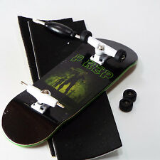 P-REP - 32mm Graphic Complete Wooden Fingerboard - Zombie