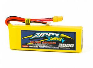 Zippy Compact 5s 3000mAh 18.5V 20-40C Lipo Battery Free Accessories & UK Del.