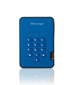 iStorage diskAshur2 SSD 256-bit 2TB USB 3.1 Secure encrypted hard drive