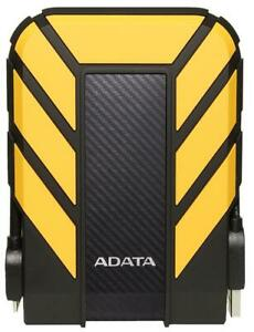HD710 Pro Durable USB 3.0 Portable Hard Drive 1TB Yellow Dust Water Shock Proof