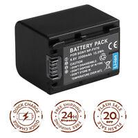 Battery For SONY NP-FV50 FV70 FV100 NP-FH30 FH50 FH60 NP-FP50 DCR-SX85 HDR-CX760