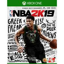 NBA 2K19 - Xbox One - EA Sports NBA 2K 2019 Microsoft Xbox One