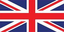1x Großbritannien Aufkleber 5cm Flagge breit Sticker Autoaufkleber selbstklebend