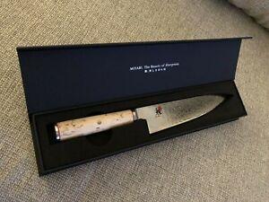 MIYABI BIRCHWOOD SG2 8-INCH CHEF'S KNIFE - NEW IN CASE - 34373-203