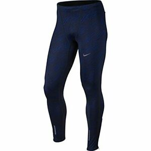 Nike Dri-FIT Tech Elevate Men's Running Tights Style 717772-455 MSRP $90