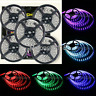SUPERNIGHT 1/2/5/10Pcs 5M 300Leds RGB 5050 SMD LED Strip Light Flexible Lamp